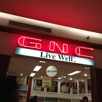 Photo taken at GNC by Rain S. on 1/22/2013