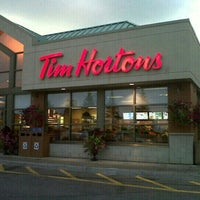 Photo taken at Tim Hortons by Doug T. on 9/16/2012