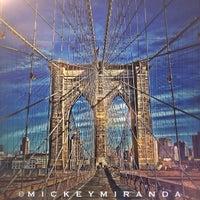 Photo taken at Brooklyn Bridge by Mickey M. on 7/11/2013