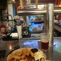 Photo taken at Cisco Brew Pub of Nantucket by Pietro C. on 12/15/2012