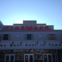 Photo taken at Cinemark Theatres by Teresa C. on 12/14/2012
