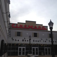 Photo taken at Cinemark Theatres by Teresa C. on 1/11/2013