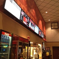 Photo taken at Cinemark Theatres by Teresa C. on 10/10/2012