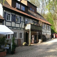 Photo taken at Eselsmühle by Oliver M. on 5/4/2013