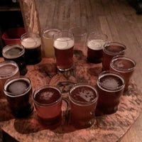 Photo taken at North Country Brewing Co by James W. on 3/24/2013