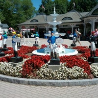 Photo taken at Saratoga Race Course by Tim H. on 8/5/2013