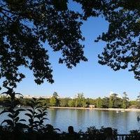 Photo taken at Lago de la Casa de Campo by Maui C. on 9/15/2012