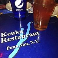 Photo taken at Keuka Restaurant by Tim S. on 1/5/2014