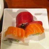 Photo taken at East Japanese Restaurant (Japas 27) by Lauren S. on 9/27/2012