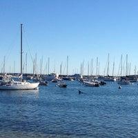 Photo taken at Vineyard Haven Harbor by Marijane M. on 9/24/2012
