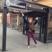 Photo taken at Polismuseet by Li B. on 4/13/2014