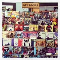 Photo taken at Hub Comics by Brendan M. on 4/17/2013