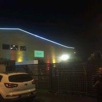 Photo taken at Hangar 11 by Ben L. on 10/31/2012
