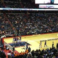 Photo taken at Washington Wizards by Jeff C. on 3/2/2013