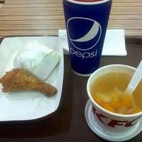 Photo taken at KFC by Andy P. on 6/13/2015