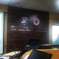 Photo taken at Bahagian Teknologi Pendidikan by Cikgu WA Syawal on 8/14/2014