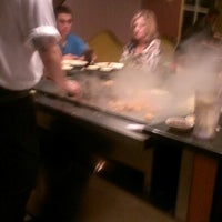 Photo taken at Yamato Japanese Steakhouse by Lydell W. on 1/14/2013