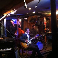 Photo taken at Smalls Jazz Club by soul on 10/13/2012