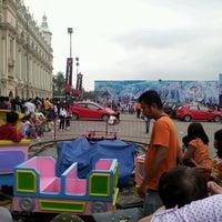 Photo taken at Bekasi Square by Aldi B. on 12/24/2012