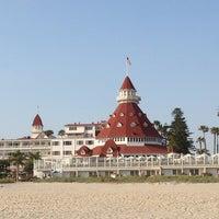 Photo taken at Hotel del Coronado by Anthony L. on 7/1/2013