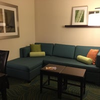 Photo taken at SpringHill Suites Sacramento Airport Natomas by Anthony L. on 12/4/2015
