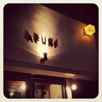 Photo taken at AFURI by yuriyuri♡ on 12/11/2012