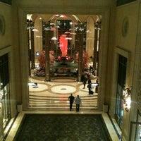 Photo taken at The Palazzo Resort Hotel & Casino by Drew B. on 3/15/2013