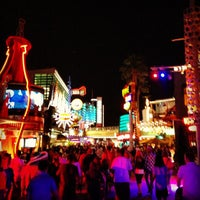 Photo taken at Universal CityWalk by Jon B. on 4/7/2013