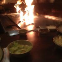 Photo taken at Kobe Japanese Steak & Seafood by vasco on 7/10/2013