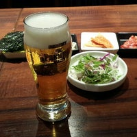 Photo taken at 長寿韓酒房 新浦安店 by おがけん on 1/27/2016