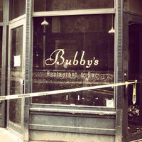 Photo taken at Bubby's Brooklyn by Zolty on 10/30/2012