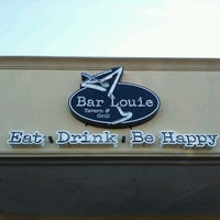Photo taken at Bar Louie by Sarah V. on 10/21/2012