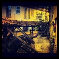 Photo taken at Vicolo dei Lavandai by ChiaraMartino on 10/14/2012