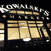 Photo taken at Kowalski's Market by Austin W. on 7/25/2014