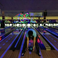 Photo taken at South Levittown Lanes by Eric S. on 1/27/2013