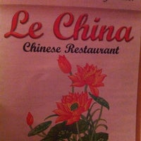 Photo taken at Le China Asian Bistro by Kasja F. on 1/22/2013