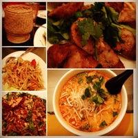 Photo taken at Bangkok Golden by Tina T. on 11/2/2012