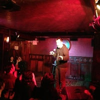 Photo taken at Union Hall by Cory E. on 1/10/2013