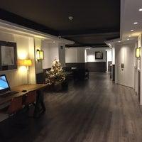 Photo taken at Hotel Paral·lel by rwangsa on 12/21/2014