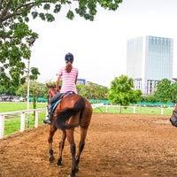 Photo taken at The Royal Horse Guard Riding Club by patralak on 6/29/2014