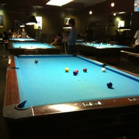 Photo taken at Eastside Billiards & Bar by Anna A. on 3/30/2013