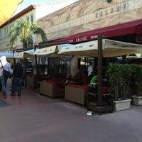 Photo taken at Balans Restaurant & Bar by Lucas S. on 1/24/2013