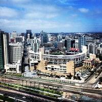 Photo taken at Hilton San Diego Bayfront by Oren A. on 4/3/2013