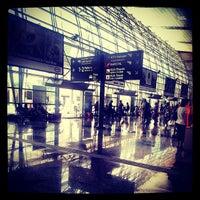 Photo taken at Stesen Sentral Kuala Lumpur by Alvin K. on 5/10/2013