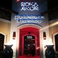Photo taken at Roka Akor | Scottsdale by Daniel on 3/15/2013