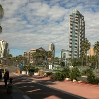 Photo taken at Hilton San Diego Gaslamp Quarter by Professor T. on 11/17/2012