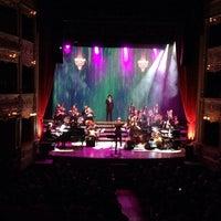 Photo taken at Teatre Principal by Pilar P. on 3/29/2014