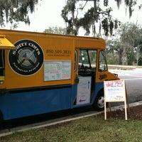 Photo taken at Street Chefs Truck - Boulevard Park by Street Chefs on 1/16/2013