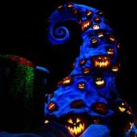 Photo taken at Haunted Mansion by Siighko on 10/19/2012