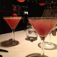 Photo taken at Fleming's Prime Steakhouse & Wine Bar by Kip F. on 3/26/2013